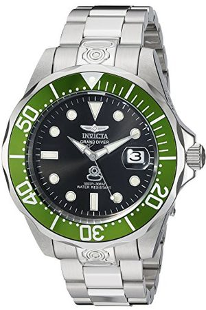 Invicta 3047 Pro Diver herrklocka rostfritt stål automatisk urtavla
