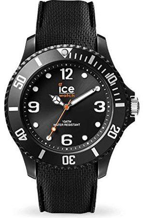 Ice-Watch – Ice Sixty Nine Black – herrklocka med silikonarmband armband Medium