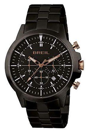 Breil Herr analog kvartsklocka med rostfritt stålrem TW1839