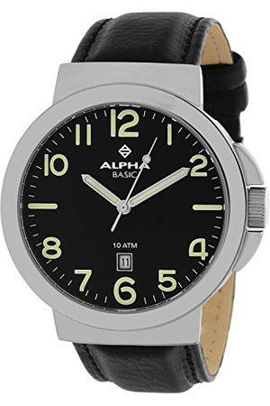 Alpha Saphir Herrklocka 123 A