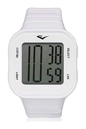 Everlast Unisex vuxna digital kvarts klocka med plast armband EVER33-504-002