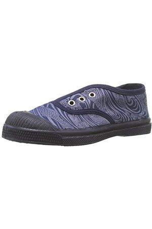 Bensimon Unisex barn Elly Liberty Sneaker, Indigo 0514-27 EU