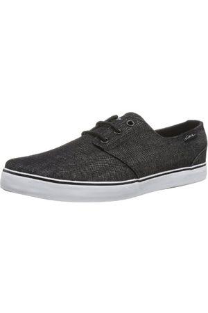 C1RCA Unisex vuxna crip sneaker, Black Denim - 38.5 EU