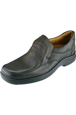 Jomos Feetback män tofflor, svart52 EU Weit