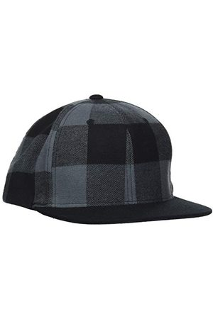 Flexfit Unisex checked flanell snapback keps