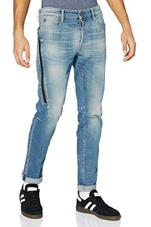 G-Star Herr Citishield 3D Slim avsmalnande jeans