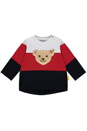 Steiff Baby-pojkar med söt teddybäcke-tröja
