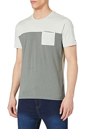 Mexx Herr rund hals färg block t-shirt