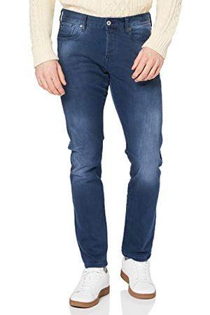 Scotch&Soda Herr Nos Ralston – Concrete Blues Straight Jeans