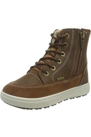 Primigi Unisex baby pbzent 63611 First Walker Shoe, Marrone Cuoio23 EU