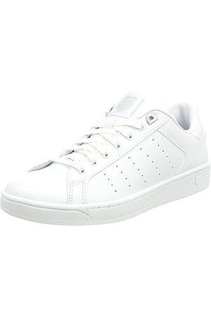 K-Swiss Dam Clean Court CMF sneakers, vitgrå - 42 EU
