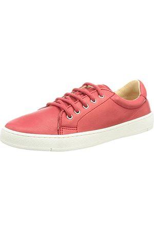 POLOLO Unisex barn Maxi röda sneakers, - 31 EU