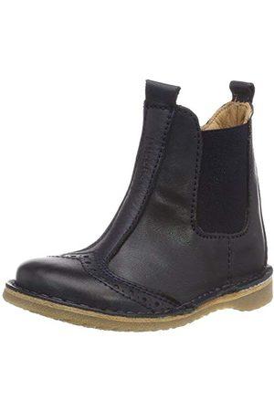 Bisgaard Unisex barn 50238.119 Chelsea Boots, marinblå 601-37 EU