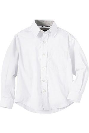 Gol G.O.L. Pojkar skjorta med nyckelkrage, enfärgad