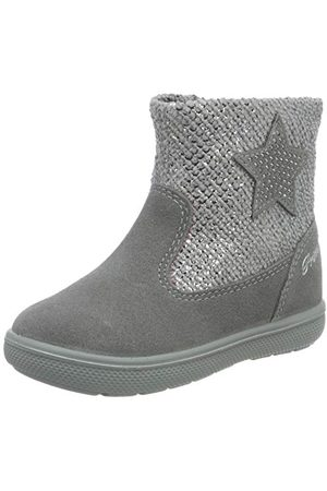 Primigi Flicka Psn 63589 First Walker Shoe, Grå21 EU