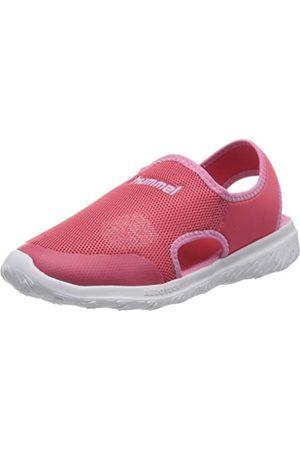 Hummel Flicka Playa Actus Jr Sneaker, Claret Red 3067-32 EU