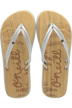 O'Neill Kvinna Flip-flops - Flicka Ditsy sandaler flip-flop, - 37 EU