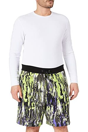 Armani Herr Truffle/Acid Lime Ty Casual shorts