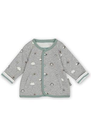 sigikid Unisex baby klassisk ekologisk bomull för barn vändjacka, nyfödd