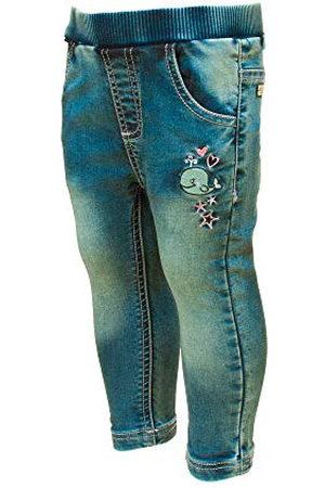 Salt & Pepper SALT OCH PEPPER baby-flicka strandtryck jeans
