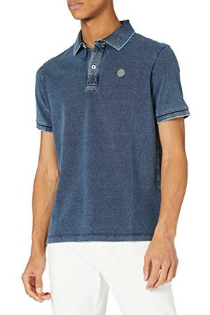 North Sails Polo S/S W/logotyp tröja för män