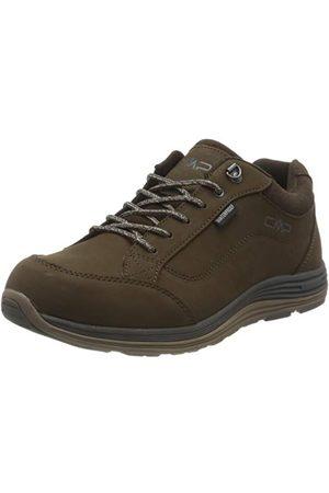 CMP Herr Nibal Low Lifestyle Wp Walking Shoe, Arabica-graffit45 EU