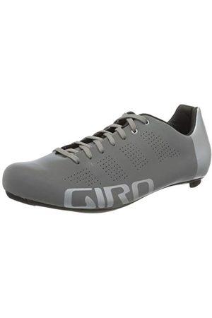 Giro Herr Empire Road cykelskor, Reflekterande silver46 EU