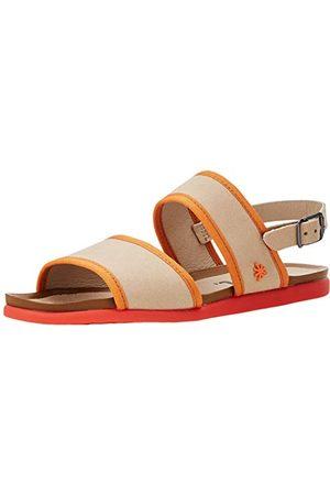 Art Konst dam Larissa platta sandaler, Salino39 EU