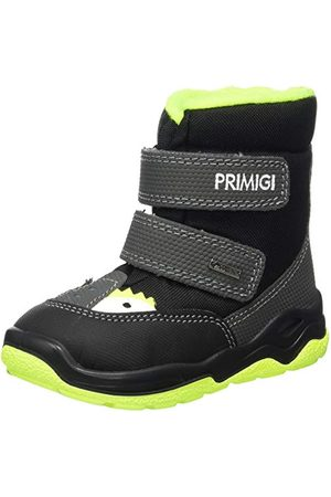 Primigi Baby pojkar Pgygt 63624 First Walker Shoe, Gr Sc Nero Nero24 EU