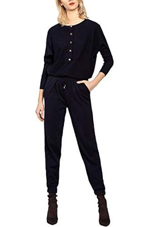 Apart APART Mode dam stickad overall overall jumpsuit