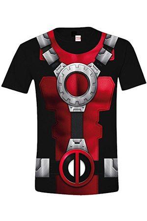 Marvel Herr kostym Deadpool T - tröja