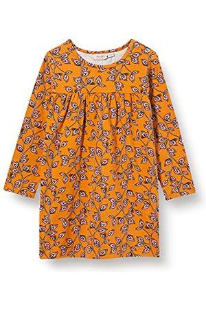 Noa Noa Flicka Klänningar - Noa Noa miniatyr baby flicka vårblad tröja långärmad knälång klänning