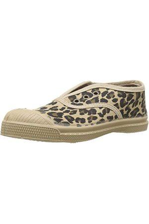 Bensimon Unisex barn T Elly Panthe Sneaker, Elfenbein Sable 0110-23 EU