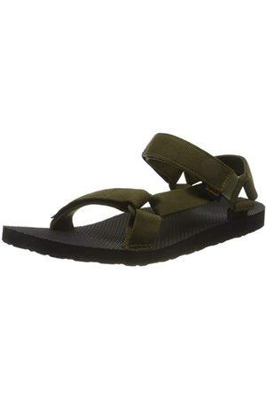 Teva Original universell sandal för män, (Dark Olive)11 UK