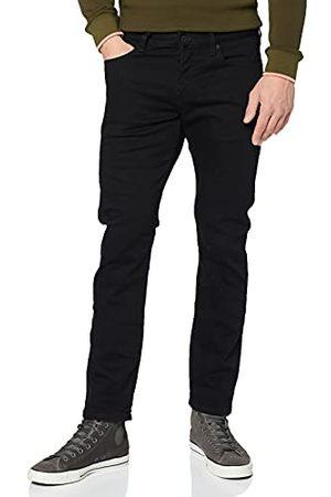 Scotch&Soda Män Nos Ralston-Stay Black Straight Jeans