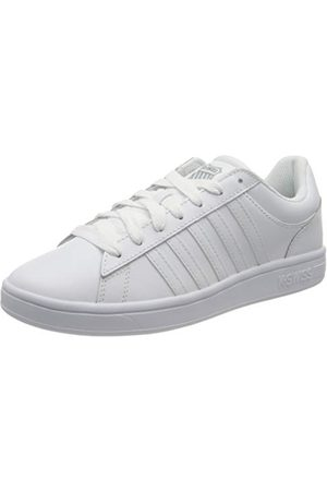 K-Swiss Herr Court Winston Sneaker, vit44.5 EU