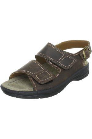 Jomos Activa män sandaler, Brunt Capucino41 EU