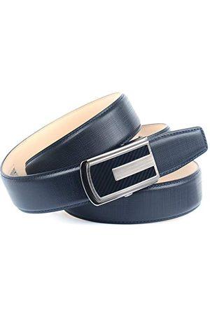 Anthoni Crown Läderbälte för män