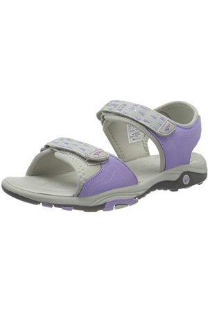 KangaROOS Unisex K-blond sandal för vuxna, Vapor Grey Lavender10 UK