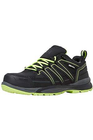 Helly Hansen Unisex x Construction Shoe, Black with Green, 43 EU