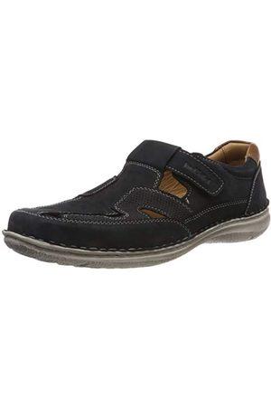 Josef Seibel Herr Anvers 81 slutna sandaler, Ocean 530-43 EU X-Weit