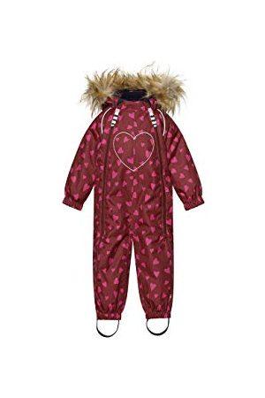 Racoon Flicka Lara Heart Winter Suit GIRL SNOWSUIT