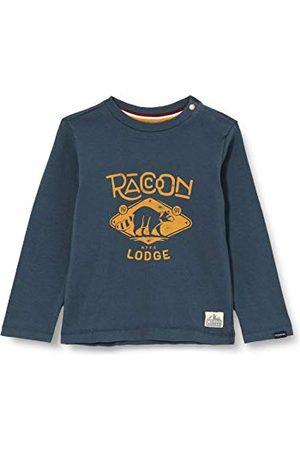 Noppies Baby-pojkar B Ls Cala T-shirt