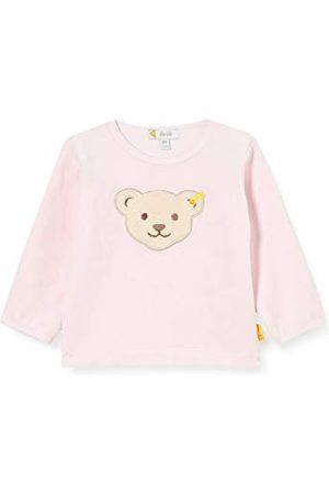 Steiff Baby-flicka stor teddybjörnhuvudtröja tröja