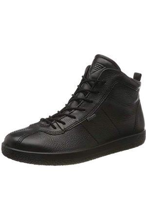Ecco Dam mjuk 1 W hög sneaker, 1001-40 EU