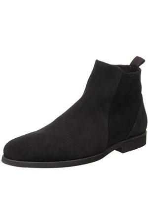 Geox Män U Kaspar B Ankle Boot, Dk Coffee43.5 EU