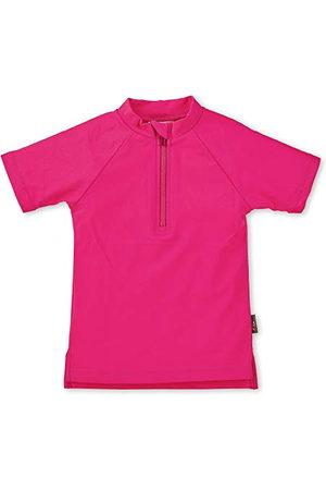 Sterntaler Stjärntaler baby-flicka kort ärm simmande tröja Rash Guard Shirt