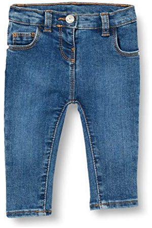 chicco Baby-flicka pantaloni lunghi jeans