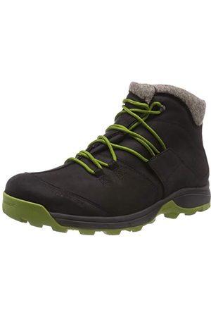 Vaude Herr Green Core Mid trekking- & vandringskängor, Phantom Black 678-43 EU