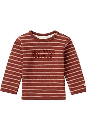 Noppies Unisex baby U-tröja Ls hobhouse Str tröja
